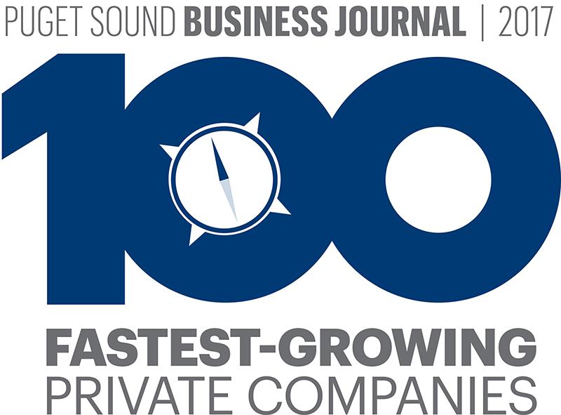 Puget Sound Business Journal top 100